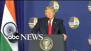 Trump says coronavirus 'under control' in US l ABC News