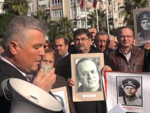 Eğitim İş Adana Şubesi 23 Aralık Kubilay Anma Töreni