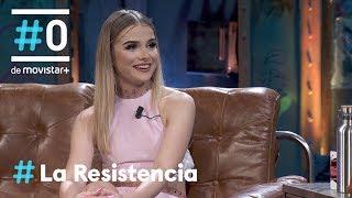 LA RESISTENCIA - Entrevista a Marina Yers   #LaResistencia 16.12.2019