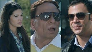 كوميديا محمد إمام مع عادل إمام ... لما تعاكس قدام أبوك