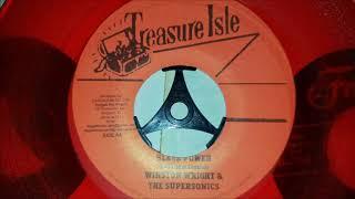 Black Power  Winston Wright The Supersonics - Treasure Isle - Duke Reid