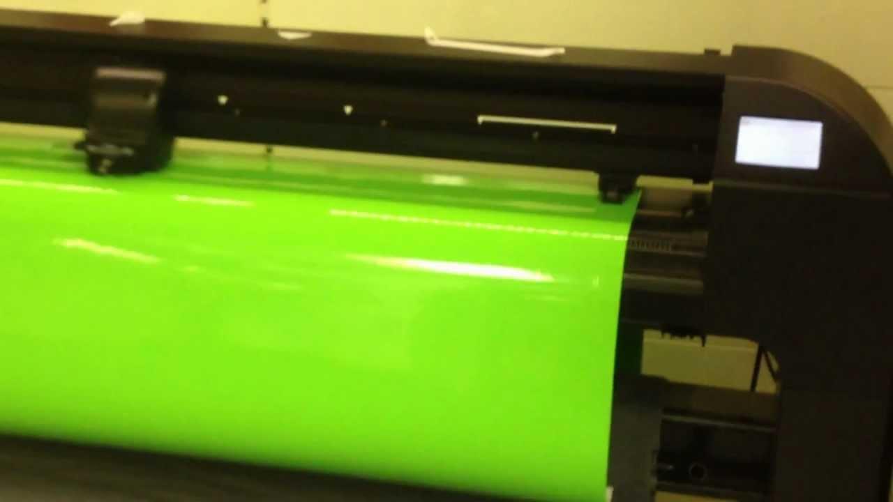 Vinyl op rol good met de multitool rubber vinyl en tapijt snijden