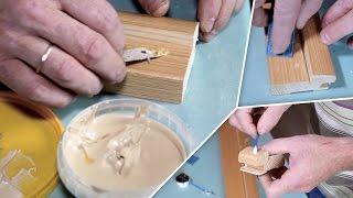 видео Ремонт входных дверей своими руками, а также как провести их регулировку и реставрацию
