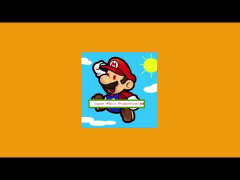 Super Mario Productions.EXE Button I