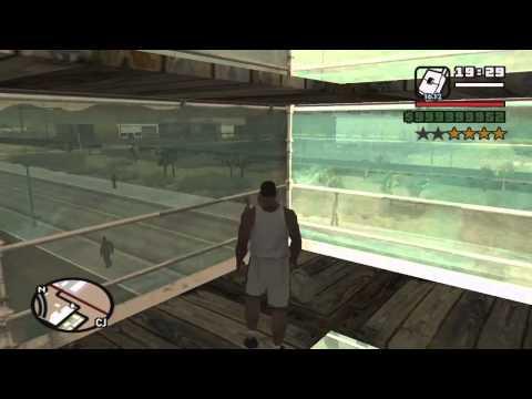 GTA San Andreas Max Respect