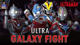 BERKUMPULNYA ULTRAMAN GENERASI BARU! - Bahas Easter Egg & Breakdown ULTRA GALAXY FIGHT | #UltraHero