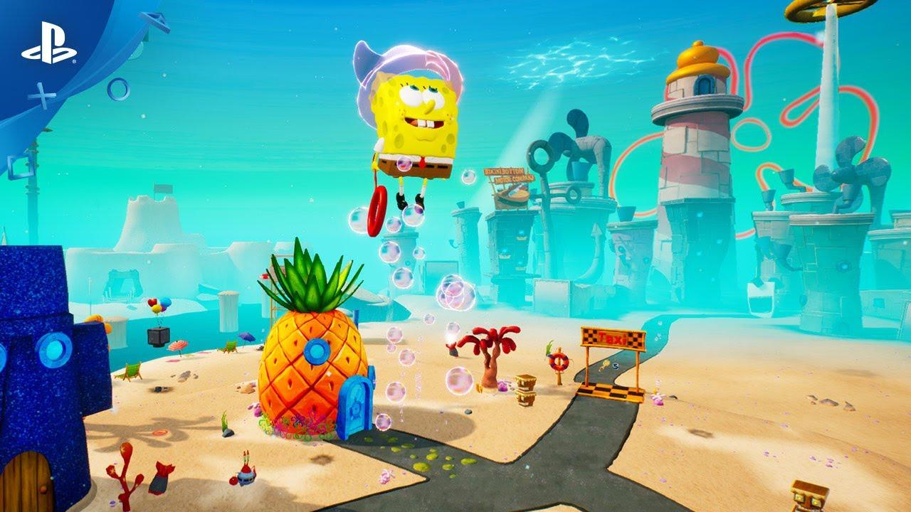 Spongebob Squarepants Battle for Bikini Bottom - Rehydrated - Pre ...