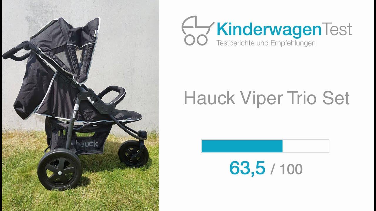 hauck viper trio handhabung kinderwagen. Black Bedroom Furniture Sets. Home Design Ideas