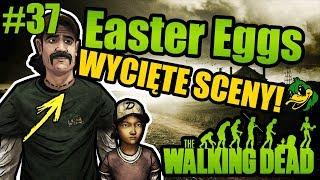 WYCIĘTE SCENY #4! [Ciekawostki Z] The Walking Dead #37   Easter Eggs