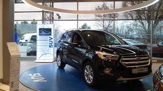 Bemutatjuk az új, kifinomult Ford Kuga-t