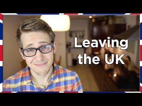 Stuart Skrazzo Leaving England