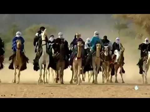 Povos Africanos: Tuaregues - Os guerreiros do deserto (Legendado PT)