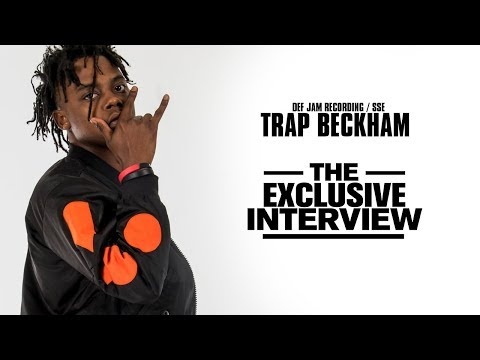 Def Jam Recording artist Trap Beckham Interview
