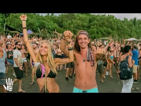 Party In The Jungle ♥ Envision Festival 2018 | The Shift