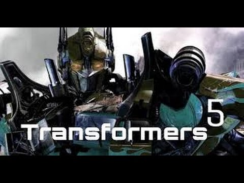 Transformers 5 Official Trailer 2017 Youtube