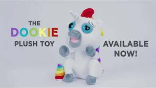 Dookie The Pooping Unicorn Plush Toy by Squatty Potty