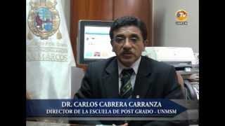 POSTULANTES: ESTA ES LA ESCUELA DE POSTGRADO DE LA UNMSM - 2012