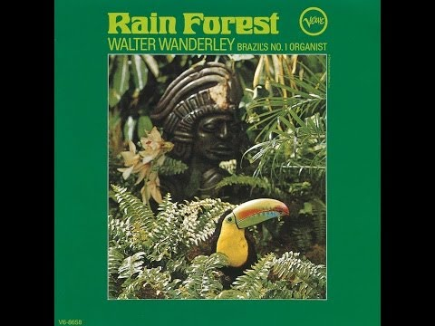 Walter Wanderley  Rainforest 1966 Full Album