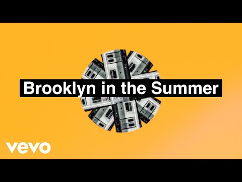 Aloe Blacc - Brooklyn In The Summer (Lyric Video)