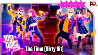 Just Dance 2020 - The Time (Dirty Bit) by The Black Eyed Peas - 5 Stars Gameplay