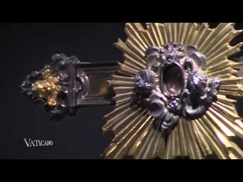 VATICANO - Exhibition: Hidden Treasures revealed for the first time