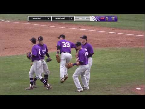 Amherst College vs Williams 4/08/2016 Game - (First 5 Innings only)