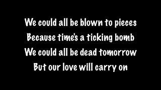 The Script - The Energy Never Dies (Lyrics)