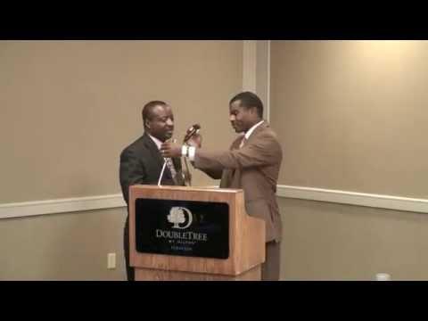 186 Phillip McCoy Honors Pastor Kenneth & Sister Helen Clark