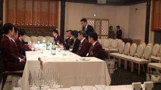 8th Contest of the Best Sommelier of Japan 【Semifinal】 WATARU IWATA