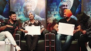 Diljit Dosanjh Answers most Googled question about him | Sandeep Singh | Soorma