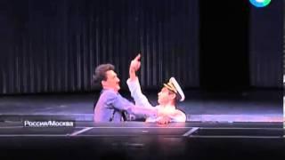 Репортаж о спектакле Театра Наций