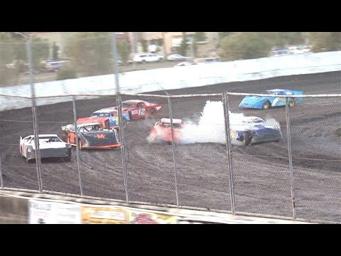 Super Stocks MAIN 5-6-17 Petaluma Speedway