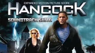 Hancock (2008) - Soundtrack Suite