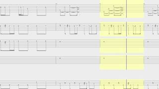 SPYAIR - MOVIN' ON Guitar pro