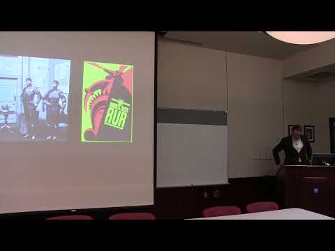 Paul Johnson: Penn State's Comparative Literature Luncheon Series