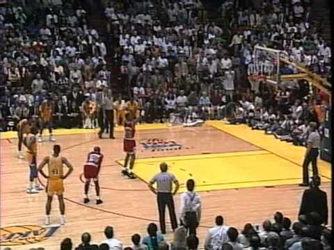 Lakers Vs Bulls 1991 NBA Finals (Part 2)