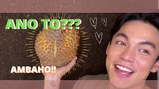 FOOD REVIEW: Durian | Alexander Diaz Vlog