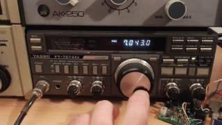 Yaesu FT 757 Problem Part 1