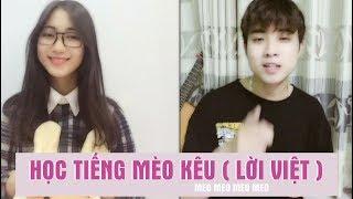 Học Tiếng Mèo Kêu ( lời Việt )