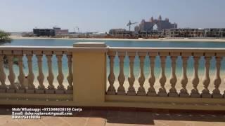 6 bedroom Great Rotunda villa - for RENT - Palm Jumeirah Dubai