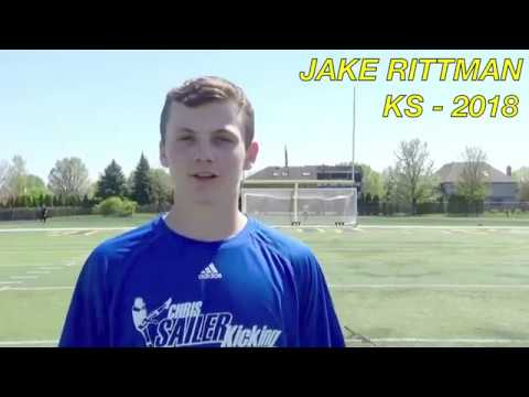 Chris Sailer Kicking, Jake Rittman, April 2017