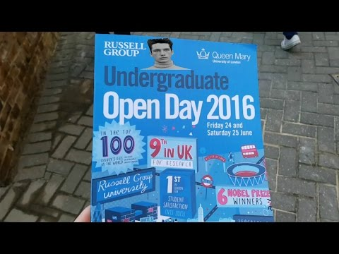 SHOULD YOU GO TO QUEEN MARY'S UNIVERSITY IN LONDON