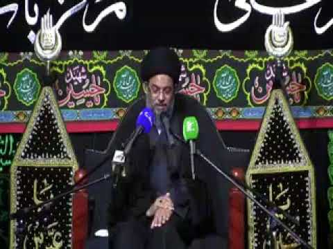 05 Majlis 05 Muharram 1439 2017 Maulana Aqeel Ul Garavi