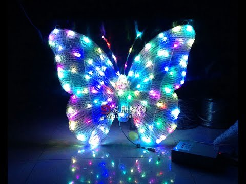 IP65 RGB color changing christmas led light