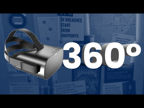 A Hacker's worst Nightmare (360° VR Experience)