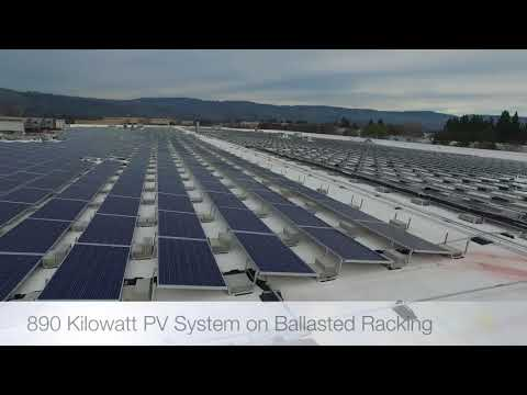 Foam Roofing & Solar Project – San Jose, CA