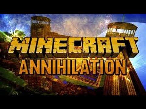 MCW | Minecraft Annihilation Episode 3 | FAILED RUSH SO BAD