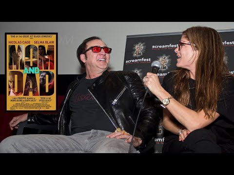 Mom and Dad Q&A with Nicolas Cage, Selma Blair and More