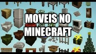 Como fazer moveis no Minecraft Xbox360,Xbox one,ps4,ps3 é no celularHD