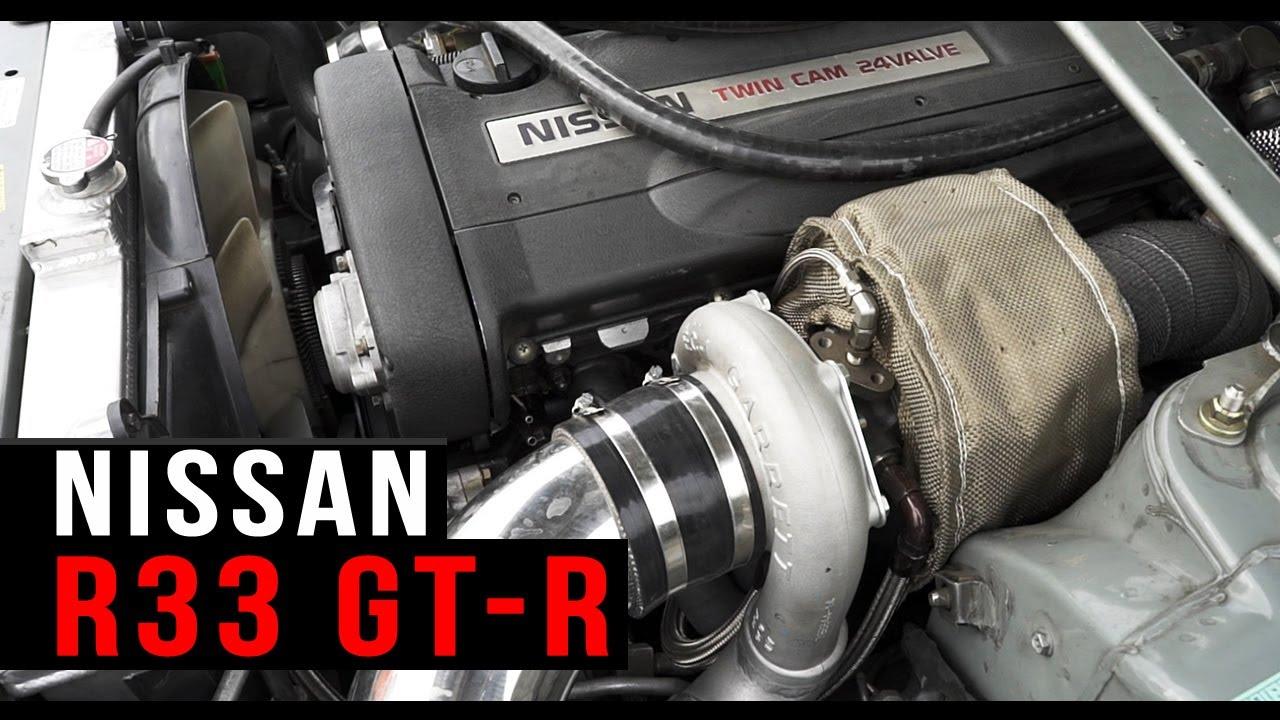 600+hp Nissan R33 Skyline GT-R | FEAR33